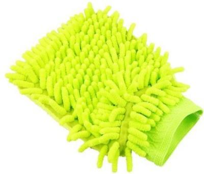 Trioflextech Microfiber Vehicle Washing  Hand Glove