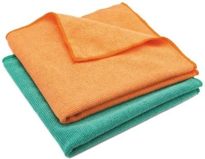 AutoStark Microfiber Vehicle Washing  Cloth(Pack Of 2)