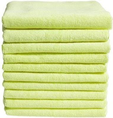 VRT Microfiber Vehicle Washing  Cloth(Pack Of 10)