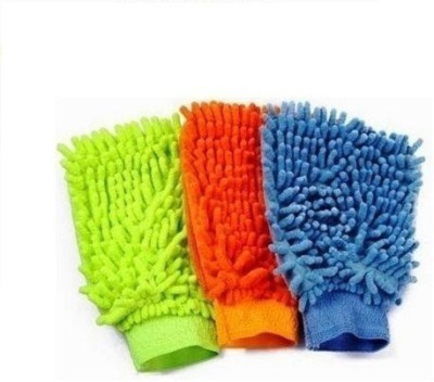 Sphiron Microfiber Vehicle Washing Hand Glove