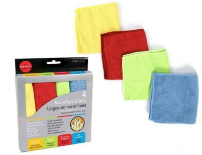 AutoStark Microfiber Vehicle Washing  Cloth