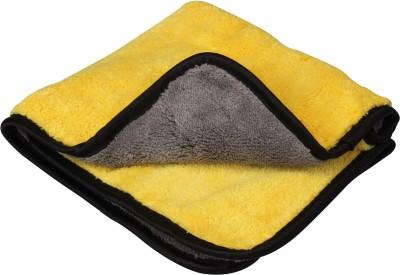 Crab Terracotta Vehicle Washing  Towel(Pack Of 1)