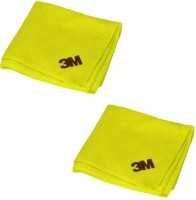 3M Microfiber Vehicle Washing  Cloth(Pack Of 2)