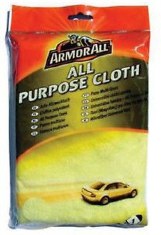 Armor All Microfiber Vehicle Washing  Cloth(Pack Of 1)