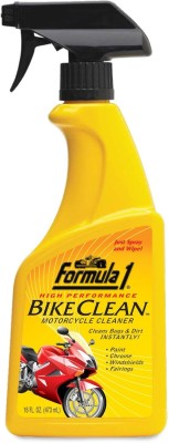 Formula 1 Bike Clean Car Washing Liquid