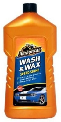 ArmorAll Wash & Wax Car Washing Liquid
