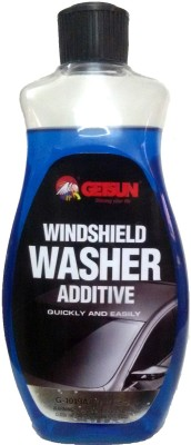 GetSun - Windshield Washer Additive - Anti-Mist and Anti-Freeze Liquid Cleaner - 500ml - Car Washing Liquid