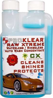 ProKlear Rawxcx Car Washing Liquid