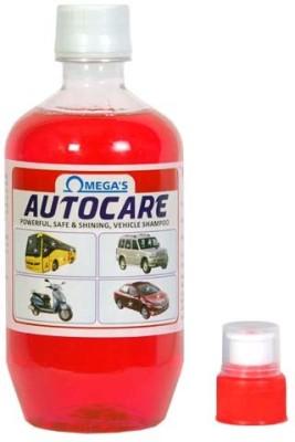 Omega Vehicle Washing Liquid Car Washing Liquid(500 ml)