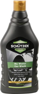 SCHUTZEN Car Wash Shampoo Car Washing Liquid(500 ml)
