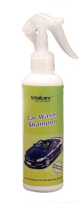 totalcare Expert CAR WASH SHAMPOO Car Washing Liquid
