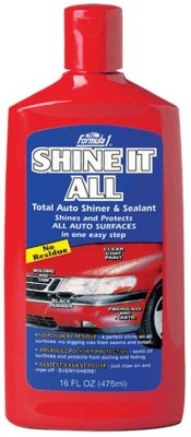 Formula 1 Shine It All Car Washing Liquid