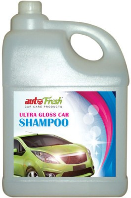 Autofresh Ultra Gloss Shampoo Car Washing Liquid
