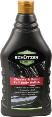 SCHUTZEN Full Body Polish Car Washing Liquid(500 ml)
