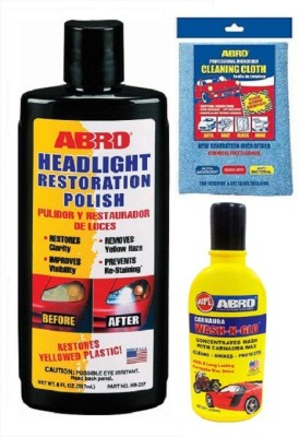 Abro CW-928,HR-237,CT-210 Car Washing Liquid(237 ml)