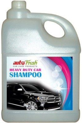 Autofresh Heavy Duty Car Shampoo Car Washing Liquid