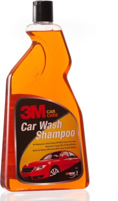 3M Care Shampoo Car Washing Liquid