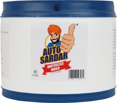 Autosardar AS-WTRLESS-WASH Car Washing Liquid(10000 g)