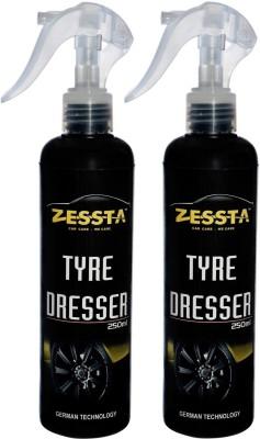Zessta Tyre Dresser pack of 2 Car Washing Liquid
