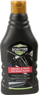 SCHUTZEN Full Body Polish Car Washing Liquid(250 ml)