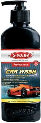Sheeba Ultimate Wash With Wax Car Washing Liquid