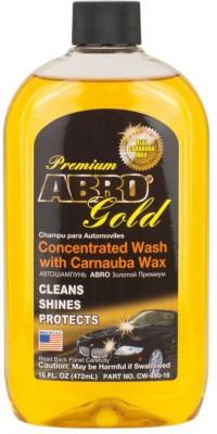 Abro Premium Gold CW-990-16 Car Washing Liquid(472 ml)