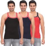 Garudaa Garments Men's Vest (Pack of 3)