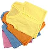 Super Baby Vest For Baby Boys Cotton (Mu...