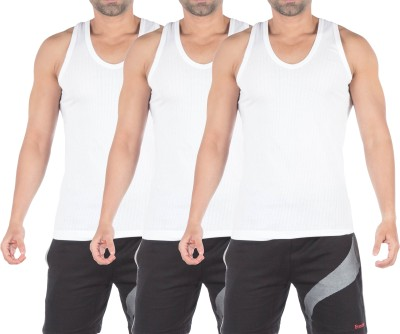 Frenchie Mens Vest(Pack of 3)