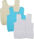 Kuchipoo Vest For Baby Boys (Multicolor,...