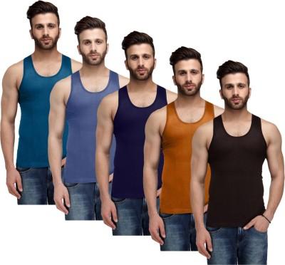 Nitlon Men's Vest