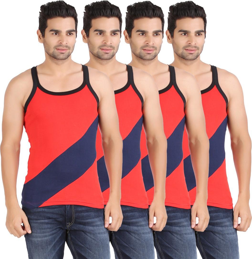Zippy Mens Vest(Pack of 4)