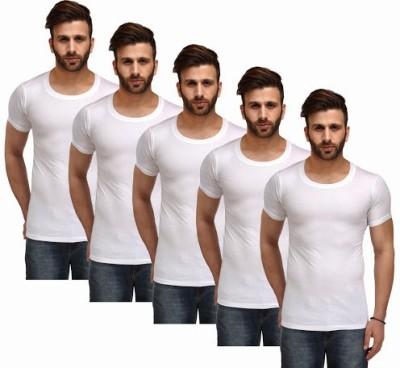 Nitlon Mens Vest(Pack of 5)