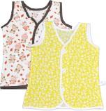 Knotty Kids Vest For Baby Boys Cotton (W...