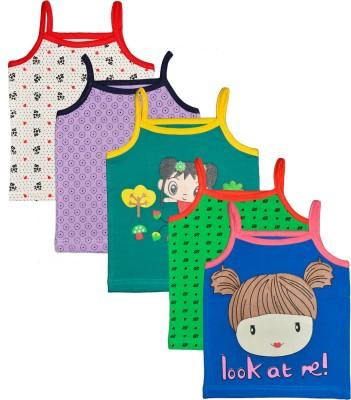 Myfaa Baby Girl's Vest