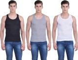 Force Nxt Men's Vest (Pack of 3)