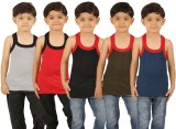 Dixcy Vest For Boys Cotton (Multicolor, ...
