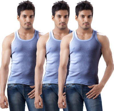 Dollar Club Mens Vest(Pack of 3)