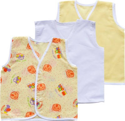 Babeez World Baby Boy's Vest
