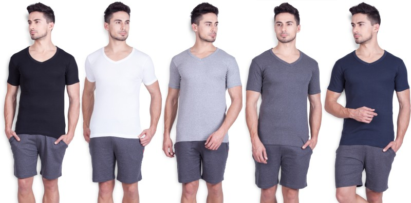 ONN Men's Vest(Pack of 5)