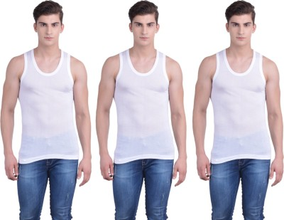Dollar Bigboss Mens Vest(Pack of 3)