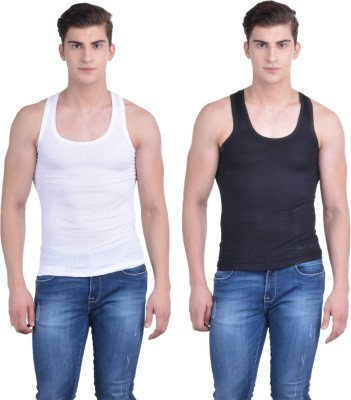 Dollar Bigboss Mens Vest(Pack of 2)