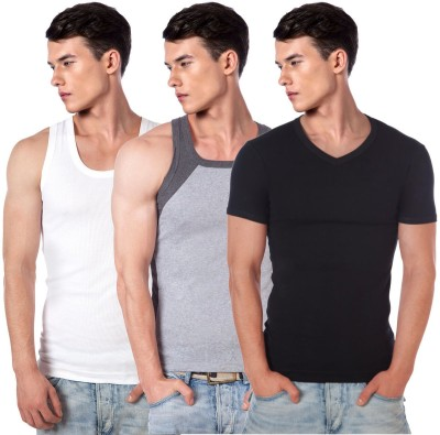 ONN Mens Vest(Pack of 3)