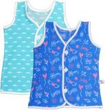 Knotty Kids Vest For Baby Boys Cotton (B...