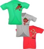 Gkidz Vest For Baby Girls Cotton (Multic...