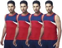 Ranjit Rocky Mens Vest(Pack of 4)