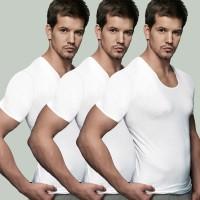 Rupa Men's Wear - Rupa Men's Vest(Pack of 3)