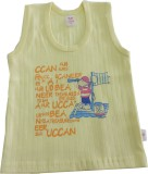 Kandy Floss Vest For Baby Boys Cotton (Y...
