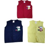 Kandy Floss Vest For Baby Boys Cotton (M...