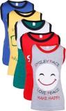 Gkidz Vest For Boys Cotton (Multicolor)